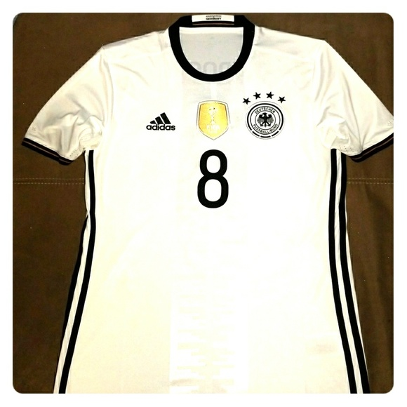 5459ac58e adidas Other - Adidas Germany Toni Kroos  8 World Cup 2014 Jersey